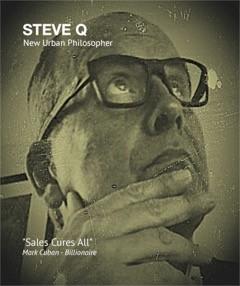 Steve Q - New Urban Philosopher